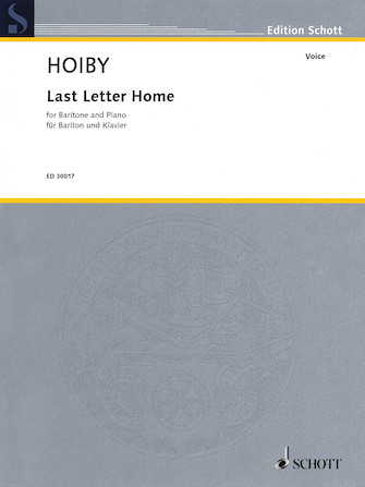 Product Cover for Last Letter Home
