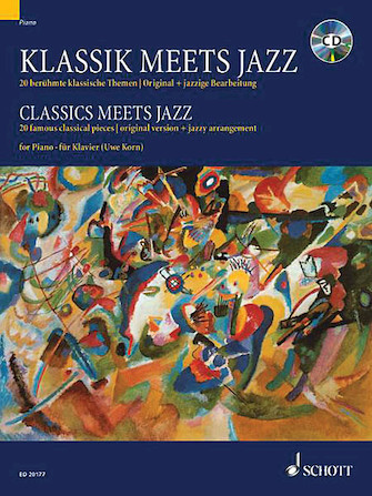 Product Cover for Classics Meets Jazz for Piano