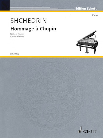Product Cover for Hommage à Chopin