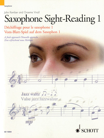 Product Cover for Saxophone Sight-Reading 1