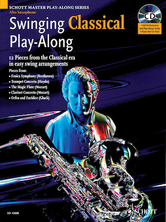 Product Cover for Swinging Classical Play-Along
