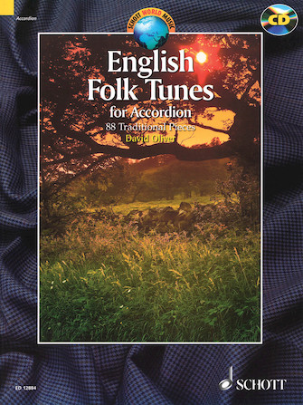 Product Cover for English Folk Tunes for Accordion