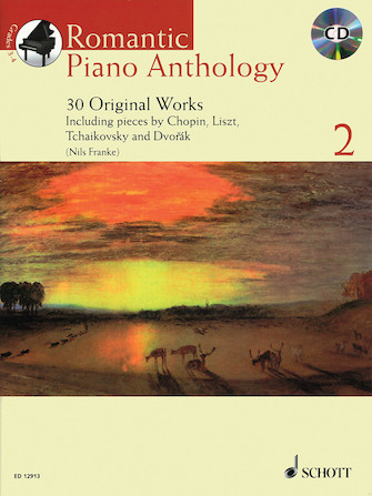 Product Cover for Romantic Piano Anthology – Volume 2