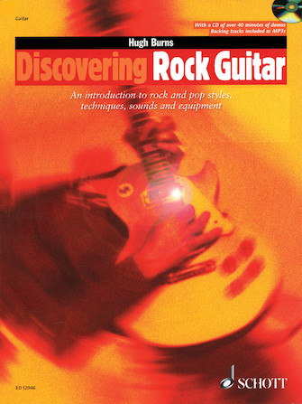 Product Cover for Discovering Rock Guitar