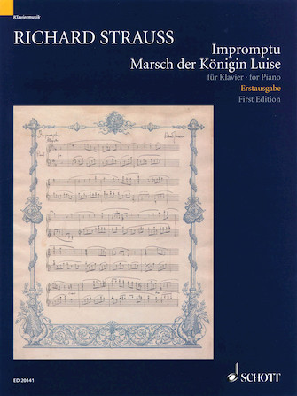 Product Cover for Impromptu Marsch der Königin Luise