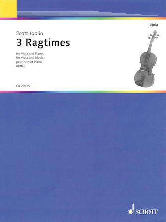 Product Cover for Three Ragtimes