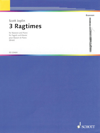 Product Cover for 3 Ragtimes