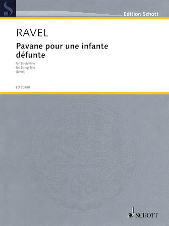 Product Cover for Pavane pour une infante défunte