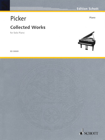 Product Cover for Collected Works for Solo Piano