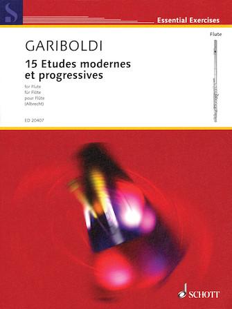 Product Cover for 15 Etudes modernes et progressives