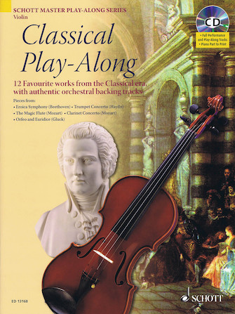 Product Cover for Classical Play-Along