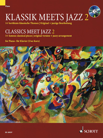 Product Cover for Classics Meet Jazz – Volume 2