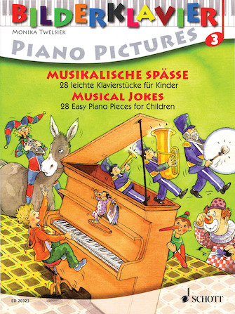 Product Cover for Musical Jokes