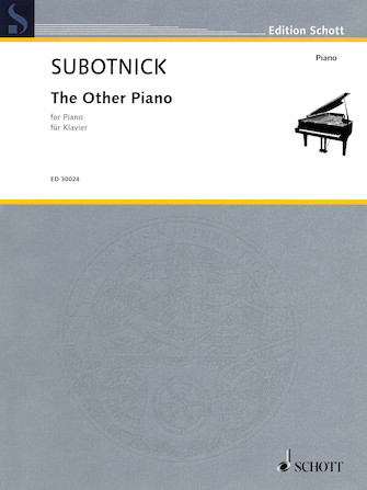 Product Cover for The Other Piano