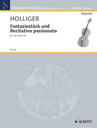 Product Cover for Fantasiestück und Recitativo Passionato
