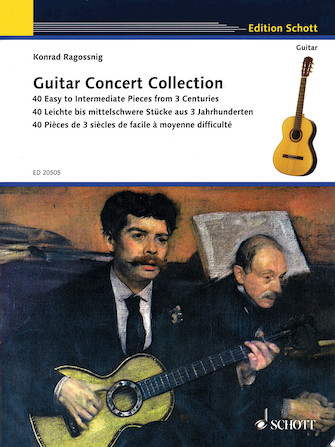 Product Cover for Guitar Concert Collection