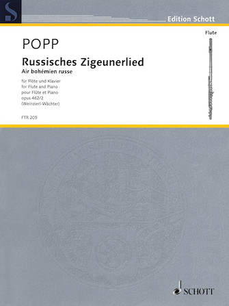 Product Cover for Russisches Zigeunerlied