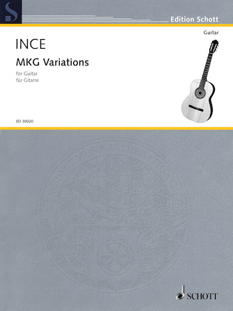 Product Cover for MKG Variations