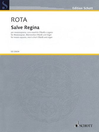 Product Cover for Salve Regina