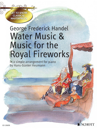 Product Cover for Water Music & Music for the Royal Fireworks