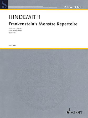 Product Cover for Frankenstein's Monstre Repertoire