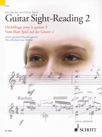 Product Cover for Guitar Sight-Reading 2