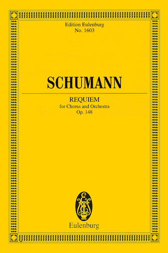 Product Cover for Requiem, Op. 148