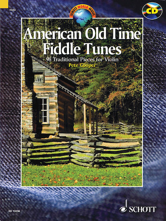 Product Cover for American Old Time Fiddle Tunes