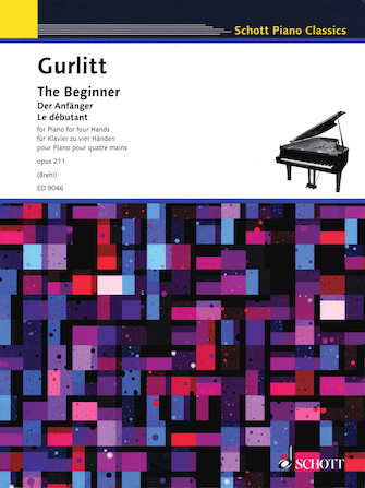 Product Cover for The Beginner, Op. 211