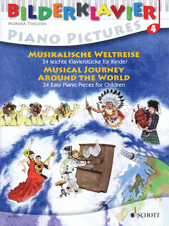 Product Cover for Musical Journey Around the World