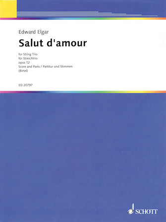 Product Cover for Salut d'Amour