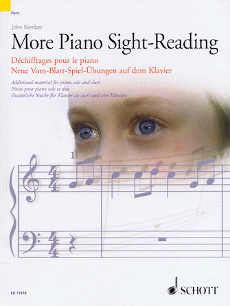 Product Cover for More Piano Sight-Reading