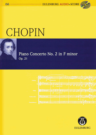 Product Cover for Chopin – Piano Concerto No. 2 in F-minor, Op. 21