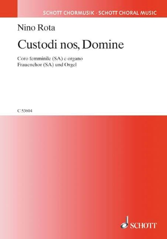 Product Cover for Custodi Nos, Domine