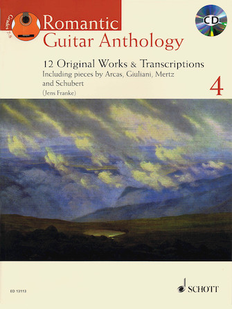 Product Cover for Romantic Guitar Anthology – Volume 4