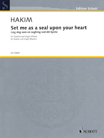 Product Cover for Set Me as a Seal upon Your Heart