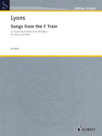 Product Cover for Songs from the F Train