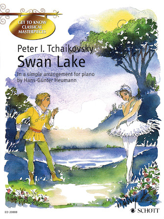 Product Cover for Swan Lake