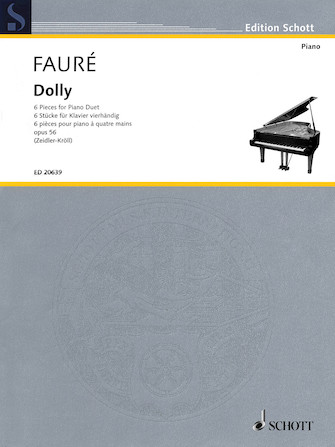 Product Cover for Dolly, Op. 56