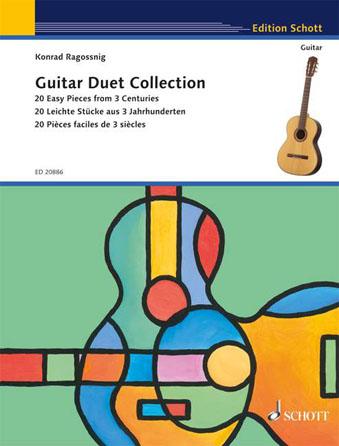 Product Cover for Guitar Duet Collection
