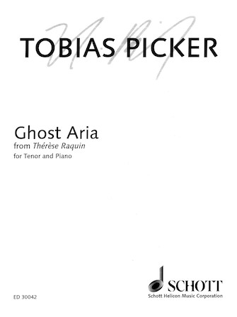 "Product Cover for Ghost Aria from ""Thérèse Raquin"""