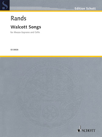 Product Cover for Walcott Songs