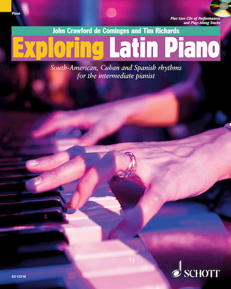 Product Cover for Exploring Latin Piano