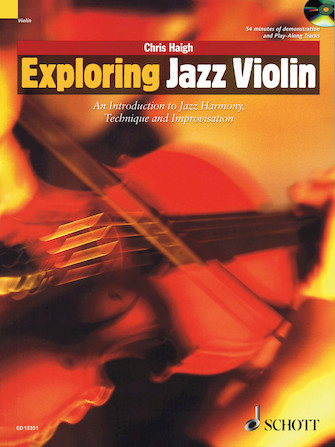 Product Cover for Exploring Jazz Violin