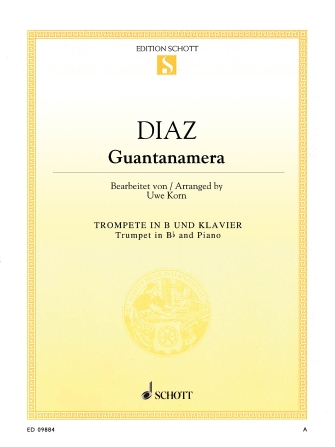 Product Cover for Guantanamera