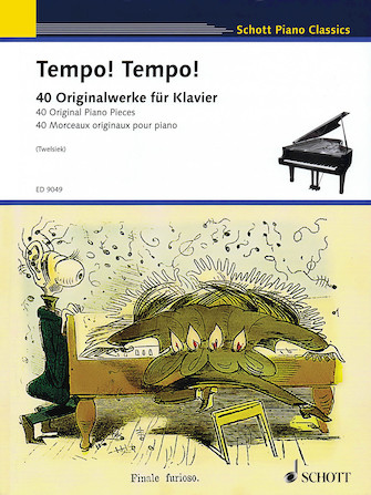 Product Cover for Tempo! Tempo!