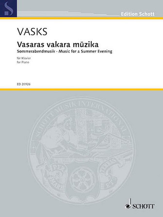 Product Cover for Vasaras Vakara Muzika (Music for a Summer Evening)