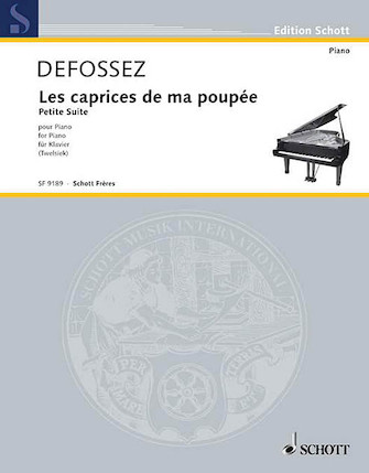 Product Cover for Les Caprices de ma Poupée (My Doll and Her Tricks)