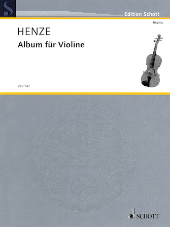 Product Cover for Album for Violin