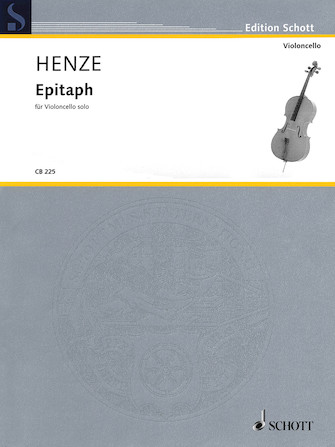 Product Cover for Epitaph